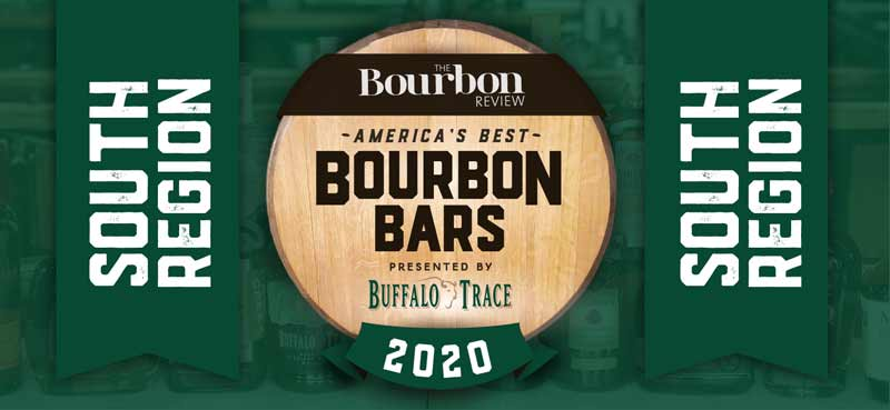 America's Best Bourbon Bars 2020 Badge