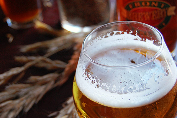Front Street Brewery Belgium Beer