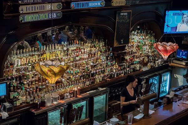 Front Street Brewery Bar