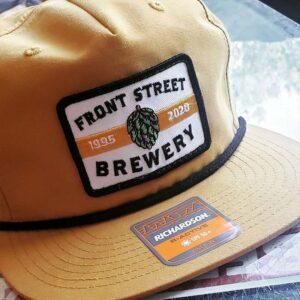 Front Street Brewery Grandpa Hat