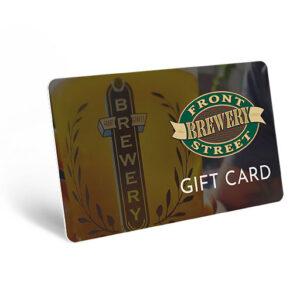 Front Street Brewery Gift Card